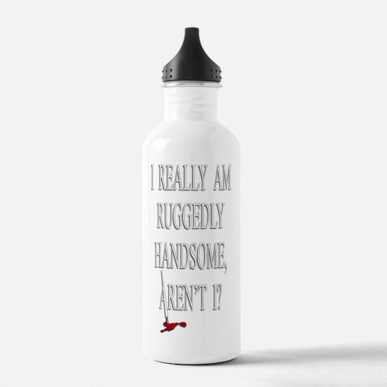 HANDSOME copy Water Bottle
