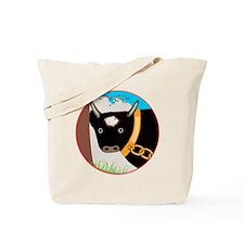 TheBigBull-C10trans Tote Bag