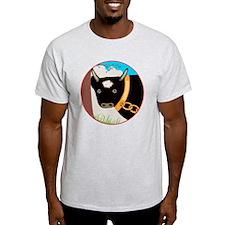 TheBigBull-C10trans T-Shirt