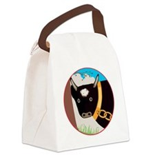 TheBigBull-C10trans Canvas Lunch Bag