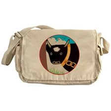 TheBigBull-C10trans Messenger Bag