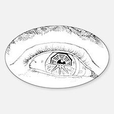Eye T-Shirt3 Decal