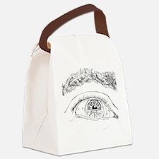 Eye T-Shirt3 Canvas Lunch Bag