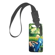Journal Luggage Tag