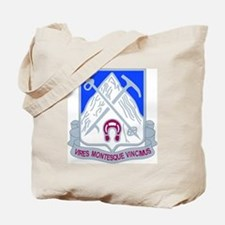 DUI-87TH IN RGT Tote Bag