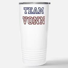 TeamVonn Travel Mug