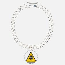 ninjaneer_star_warning_d Bracelet