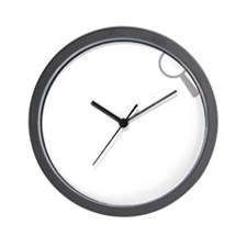 obsessiveCSIwh Wall Clock