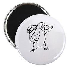 Christian Homeschool Platypus Pride! Magnet
