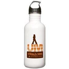 Urban Miss Logo Origin Water Bottle