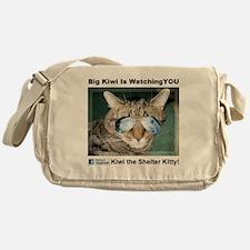 Golf Shirt final back (black) 2400 x Messenger Bag