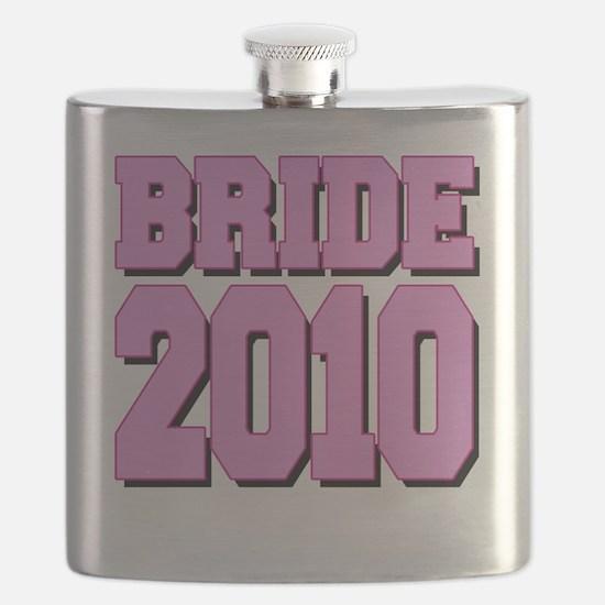 bride2010shadowedpink Flask