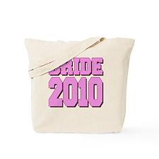 bride2010shadowedpink Tote Bag