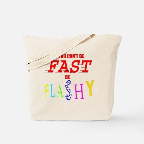 FASTFLASH copy Tote Bag