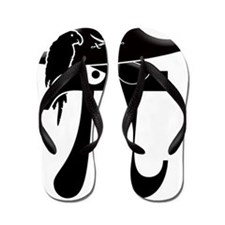 pirate Flip Flops