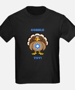 PERSONALIZE Thanksgiving Hanukkah T