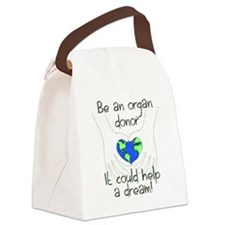 t shirt graphic large Canvas Lunch Bag