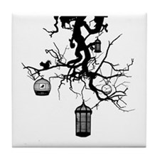 Roots Tile Coaster