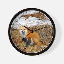 11x11_pillow Wall Clock