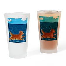 LEAP custom Drinking Glass