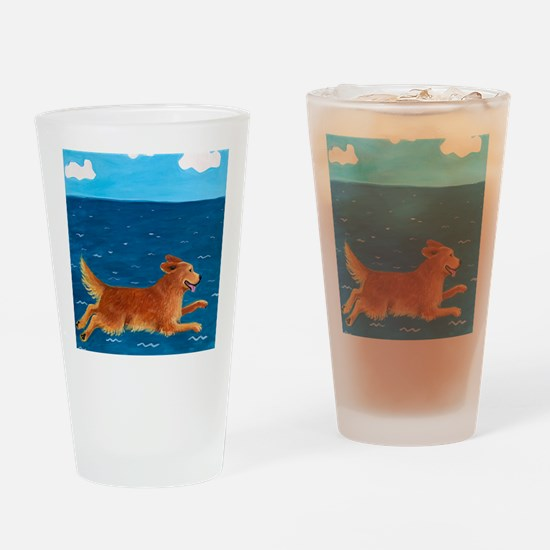 LEAP custom Drinking Glass
