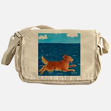LEAP custom Messenger Bag