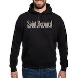 St bernard Hoodie (dark)