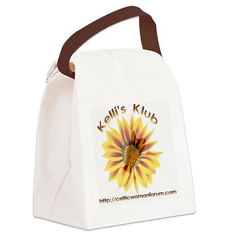 kellisklub2010_b Canvas Lunch Bag