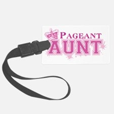 Pageant_aunt Luggage Tag