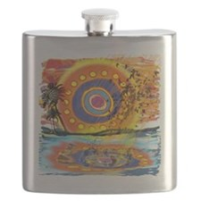 Lost Floating Reflection Flask