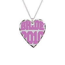 bride2010warped1 Necklace