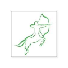 """centaur Square Sticker 3"""" x 3"""""""