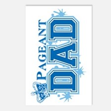 Pageant_dadsig Postcards (Package of 8)