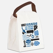 lost-quotes-forlights Canvas Lunch Bag
