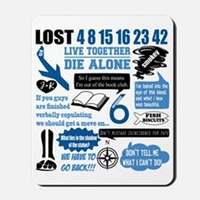 lost-quotes-forlights Mousepad
