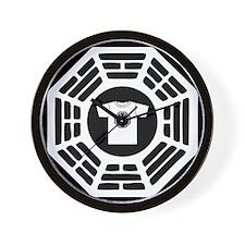 DHARMAlogo Wall Clock