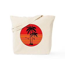 vintage-palm-tree Tote Bag