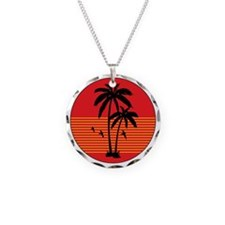 vintage-palm-tree Necklace
