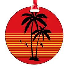 vintage-palm-tree Ornament
