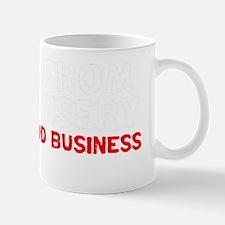 profit_from_misery_white Mug