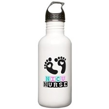 NICU Nurse 4 Water Bottle