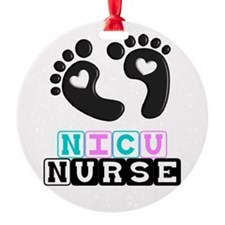 NICU Nurse 4 Ornament