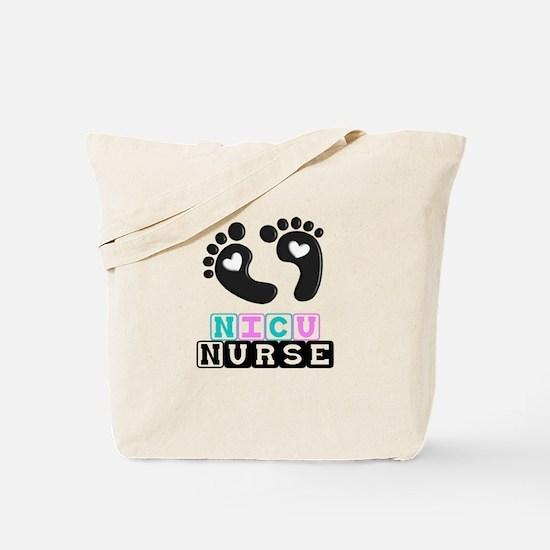 NICU Nurse 4 Tote Bag