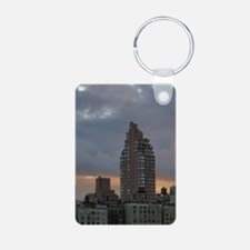 Dawn Miniposter Aluminum Photo Keychain