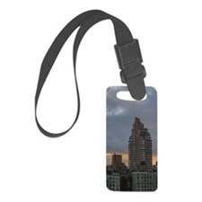 Dawn Miniposter Luggage Tag