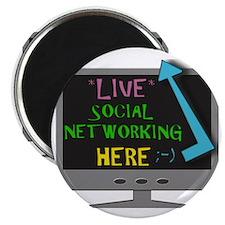 social2 Magnet