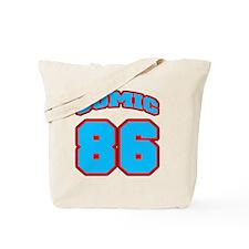 NUMBERbaseball Tote Bag