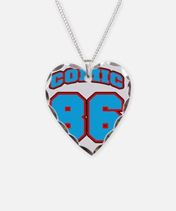 NUMBERbaseball Necklace
