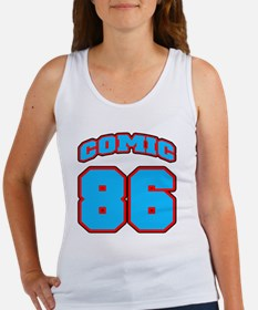 NUMBERbaseball Women's Tank Top