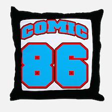NUMBERbaseball Throw Pillow